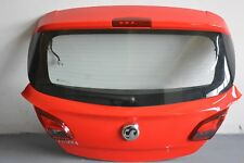 VAUXHALL OPEL CORSA E 2014 ONWARDS BOOT TRUNK TAILGATE LID WITH TAILLIGHTS