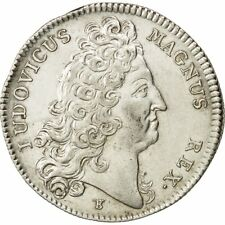 [#552267] France, Jeton, Louis XIV Le Grand, Emission de 1709, Undated, TTB+
