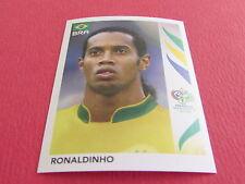 393 RONALDINHO  BRESIL BRASIL PANINI FOOTBALL GERMANY 2006 WM FIFA WORLD