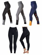 FireFoot Ripon Ladies Stylish Silicone Knee Horse Riding Stretch Legging Breech