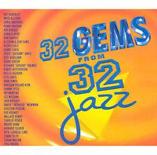 32 Gems from 32 Jazz [Box] 3x cd sealed