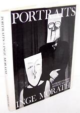 Portraits - Inge Morath -1986 FIRST EDITION Photography