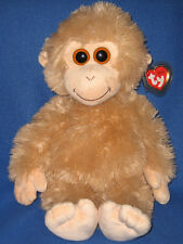 TY CLASSIC PLUSH - BISCUIT the ORANGUTAN - MINT with MINT TAGS