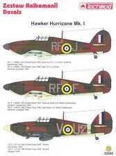 Techmod Decals 1/32 HAWKER HURRICANE Mk-I Fighter