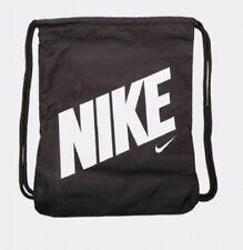 Nike Sports Gymsack Training Bag Gym Sack Drawstring PE Team Kit Only 2 Left