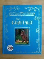 1ST DELUXE EDITION THE GRUFFALO. JULIA DONALDSON & AXEL SCHEFFLER. 1ST PRINTING.