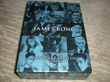 James Bond Ultimate Edition Volume 2- 5 movies 10 disk set