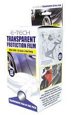 E-Tech Transparente Paint Protection Film Kit 3m Rollo, alquiler de 4x4 Motos Barcos