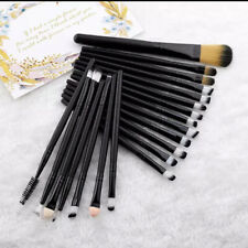 20 pieces Cosmetic Beauty Makeup Brushes Kit Foundation Powder Eye Shadow Lip