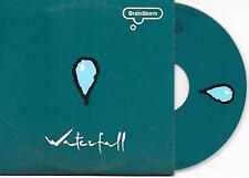 BRAINSTORM - Waterfall CD SINGLE 5TR Cardsleeve 2002 latvia Euro House Synth-Pop