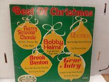 Best of Christmas Mistletoe Records MLP-1209 072216DBE
