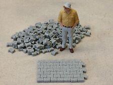 300 Beton H-Verbund Pflastersteine Knochenpflaster Maßstab 1:22,5 Spur G LGB