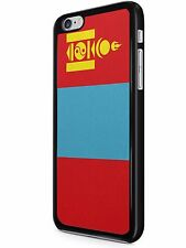 Country Flag Iphone 6/7 case cover Mongolia