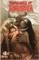 Vengeance of Vampirella # 8 Variant Cover A Parrillo
