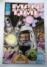 man against time 1 image comics 2