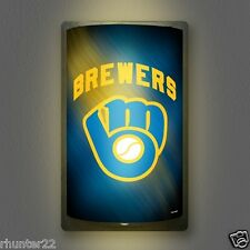 Milwalkee Brewers  MLB Licensed MotiGlow™ Light Up Sign - Free USA shipping!