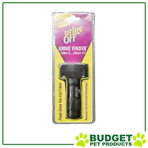 Urine Finder By Urine Off UV Led Mini Light For Urine Detection