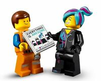 LEGO The Movie 2 minifigure Emmet and Lucy