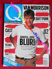 Q Magazine 127/1997 Blur Van Morrison Daft Punk U2 Aerosmith Mansun Texas No cd