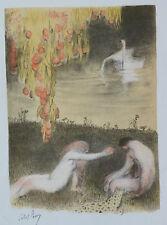 Abel Pann Lithographie Genesis Bible Judaïca Jewish Art juif Israël Palestine 13