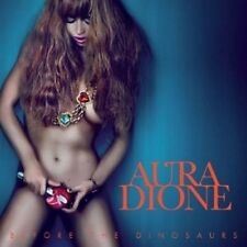 AURA DIONE - BEFORE THE DINOSAURS (LTD.PUR EDT.)  CD NEU