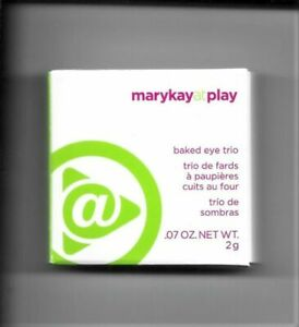 Mary Kay At Play Baked Eye Trio Choose Your Color