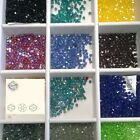 [200 PCS] Swarovski Crystal Beads 5301 6MM 100 Clear and 100 mixed colour _1279