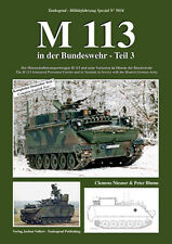 Tankograd 5034 M113 in the Modern German Army Part 3