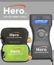 New Hero Universal Microchip Readerscanner By Microchip Id Green Or Black