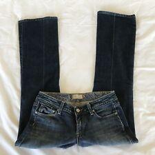 Paige Laurel Canyon Stright Leg Jeans Size 27