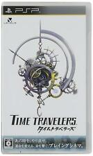 Time Travelers (2012) Brand New Japan Sony Playstation Portable PSP Import