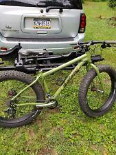 "2013 Salsa Mukluk Awesome Fat Bike 26 X 4.0"" Tires - 17"" Frame - Dropper Post"
