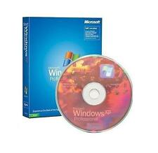 Microsoft Windows XP Professional HOLOGRAM SP2 CD & Product License Key COA