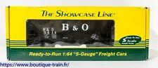 S Scale - Showcase Line S-Helper Service - WAGON - 2 Bay Hopper - #02076