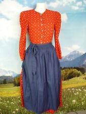 Langarm Damen-Trachtenkleider & -Dirndl im Landhaus-Stil aus Baumwolle
