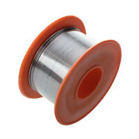15HE Tin ead Soder Core ux Weding Soder Wire Spoo Ree 0.8mm 63/37