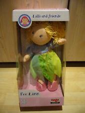 Haba Puppe Fee Lynn30 cm , Haba Stoffpuppe 301348