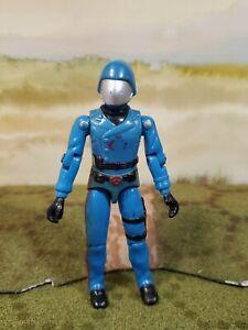 "Vintage GI Joe 3.75"" Mickey Mouse Cobra Commander 1982 Straight Arm"