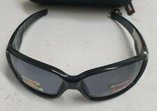Matador Polarised Sunglasses TOLEDO Black SCY Lenses MTOLSCY