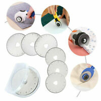 5/10Pcs 28/45mm Rotary Cutter Replacement Blades for DIY Quilting Sewing Cutting