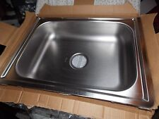 "Franke Stainless Steel Kitchen Sink Custom ""the other half"""