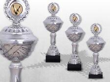 3er Pokalserie Pokale SilverLiberty mit Gravur und Emblem Pokale günstig kaufen