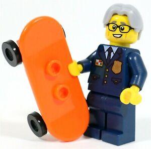 LEGO CITY ADVENTURES CHIEF WHEELER MINIFIGURE 60246 PERCIVAL POLICE COP