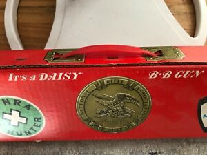 Daisy BB Gun Vintage VG condition Box