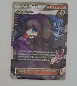 Pokemon TCG HEX MANIAC 75a/98 Ancient Origins RARE FULL ART PROMO NM