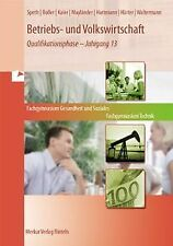 Betriebs- und Volkswirtschaft am Fachgymnasium Technik 3... | Buch | Zustand gut