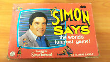 Vintage 1986 Board Game - Simon Says - Invented By Simon Townsend - 100% Comp