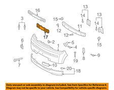 Scion TOYOTA OEM 04-06 xB-Grille-Lower 5311252100