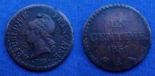FRANCIA / FRANCE 1 CENTIME 1851 A PARIGI