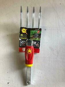 Wolf-Garten Multi-Change Hand Fork 7.5cm - Garden Planting Tool Attachment Head